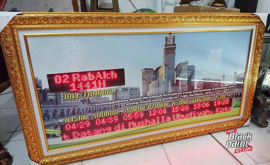 36. Jadwal Shalat Digital